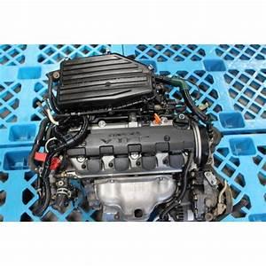 Honda Civic Dx Lx Ex 1 7l Sohc Vtec Engine Jdm D17a 2001-2005   Acura