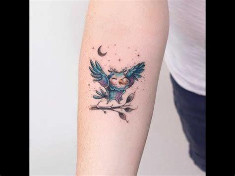 small owl tattoos small wrist tattoo designs tattoos design  men  girls trending