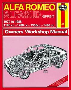 Haynes Manual Alfa Romeo Alfasud Repair Book