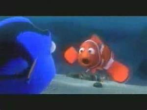Dory Suffers Short Term Memory Loss - YouTube