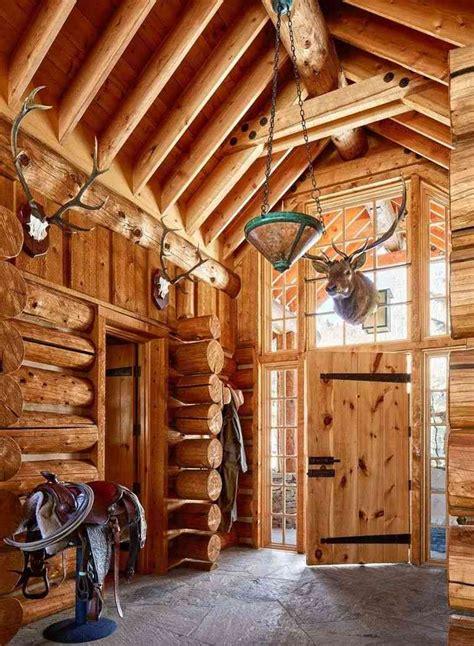 decoration maison style anglais 5 d233co chalet de montagne moderne ou traditionnelle 93406