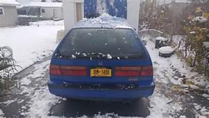 1992 Honda Accord Wagon Lx - F22b1 Engine