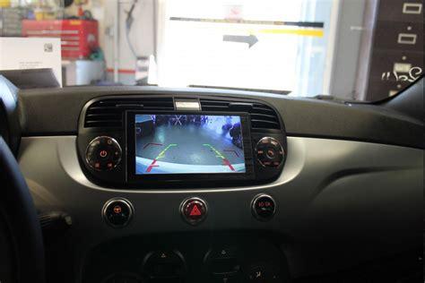 Fiat 500 Gps autoradio gps fiat 500 ecran tactile android wifi dvd