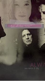 Pin by Lala Depp on Severus Snape   Snape and lily ...