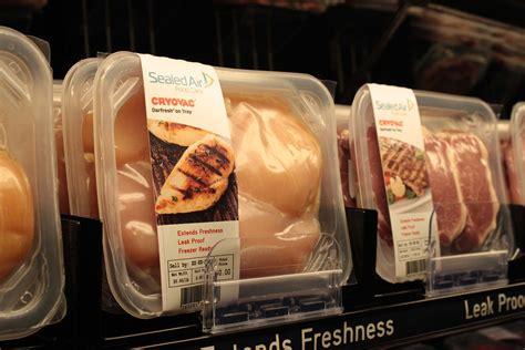 poultry cryovac darfresh  tray sealed air