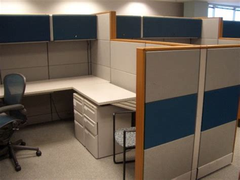 herman miller ethospace  cubicles conklin office