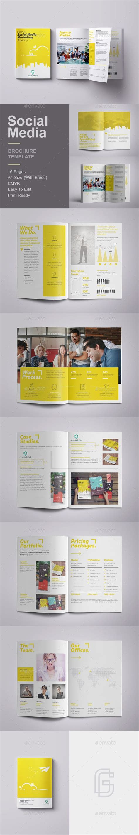 Best Brochure Template Best Brochure Templates