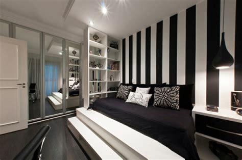 chambre noir gris chambre et blanche signification des couleurs et