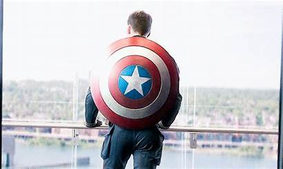 Captain America Marvel Evans Chris Ass Butt