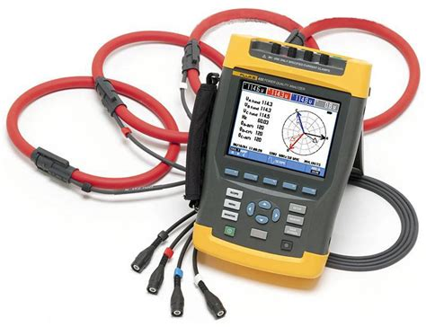 Fluke 435 - Power Analyzers