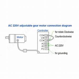 Drehzahlregler 230v Schaltplan : 90w ac 230v einstellbarer motor mit drehzahlregler 50 ~ Watch28wear.com Haus und Dekorationen