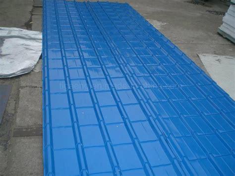 ral  blue color ppgi aluzinc roofing sheet  india