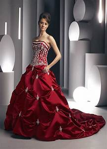 Wedding nesta red wedding dress for Red dress wedding
