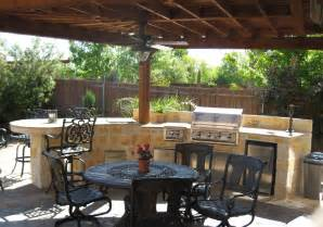 kitchen patio ideas outdoor kitchens by premier deck and patios san antonio tx