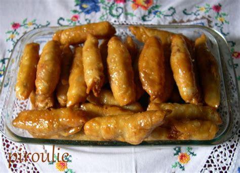 cigares aux amandes recette typique de pourim la recette la plus compl 232 te avec recette de la