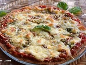 Assiette A Pizza : recettes de pizza de pique assiette ~ Teatrodelosmanantiales.com Idées de Décoration