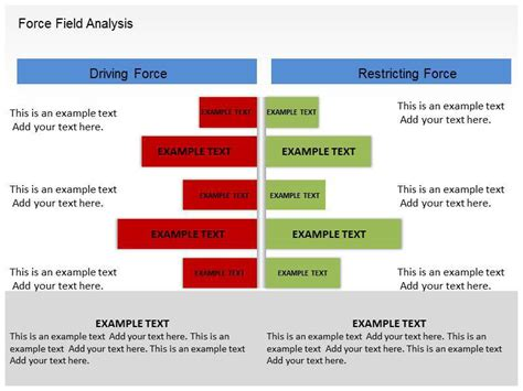 Field Analysis Diagram Template by 6 Field Analysis Templates Word Excel Templates