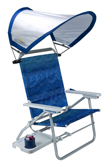 big surf reclining chair with sunshade gci outdoor