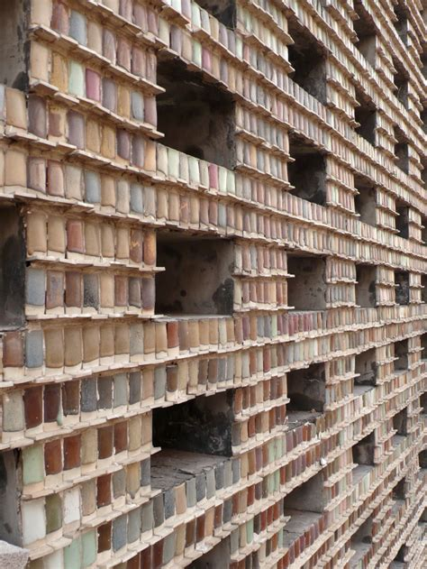 Ceramic House by Architect Wang Shu Ceramic House Klink