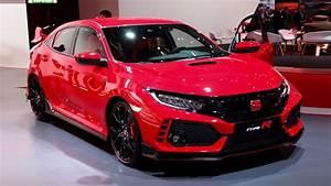 Honda Type R 2018 : 2018 honda civic type r first look 2017 geneva motor show youtube ~ Medecine-chirurgie-esthetiques.com Avis de Voitures