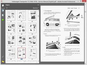 Vw Transporter Wiring Diagram Manual