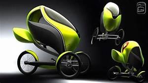 34 Innovative 3-Wheeled Vehicles