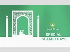 Muslim Holidays 20182019 Islamic Events and Festivals