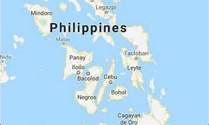 Southern Philippines hit by 6.8 magnitude earthquake: USGS ...