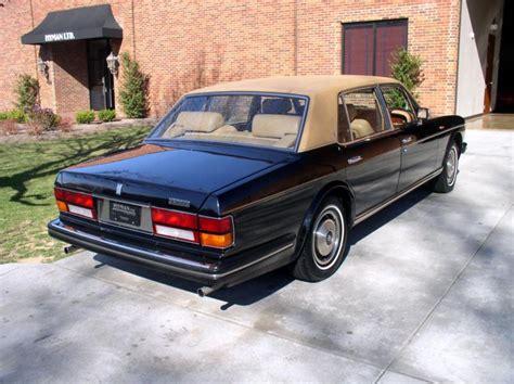 1990 Rolls-royce Silver Spur Ii Values