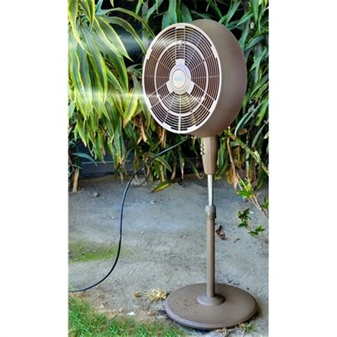 Newair Af520 16 Outdoor Misting Fan Misting Fan