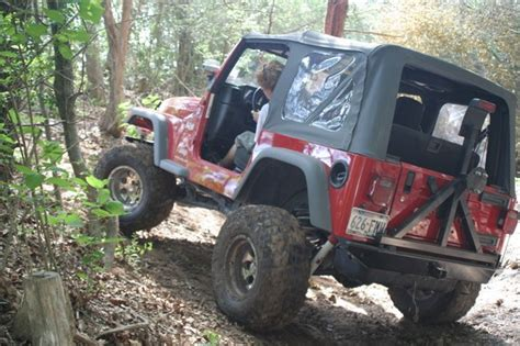big red jeep big red tj 2005 jeep tj specs photos modification info