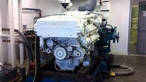 Man Marine Diesel Engine D2842le433 1550hp