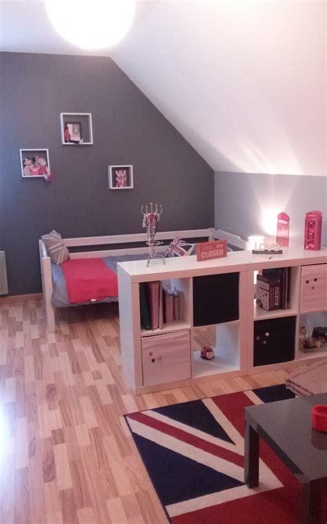 store chambre fille chambre de fille ado moderne deco chambre moderne marron