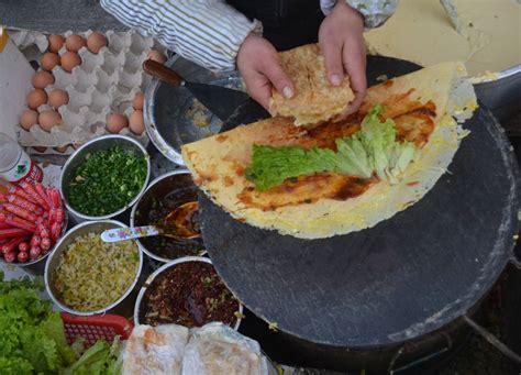 cuisine living food in china xian beijing beyond