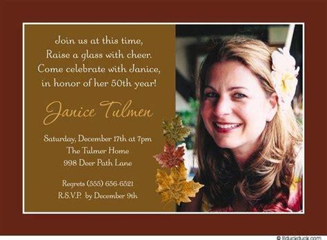 Birthday Invitation Wording for Adult Bagvania Adult