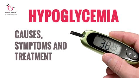 hypoglycemia  symptoms  treatment youtube
