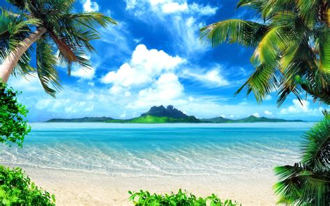 Car Wallpapers For Desktop Hd Backgrounds Tropical Places by Backgrounds For Wallpaper Wallpapersafari
