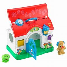 Fisherprice Laugh & Learn Puppy's Activity Home
