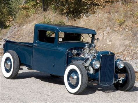 Ford Pickup Hot Rods Cars Pictures Rod