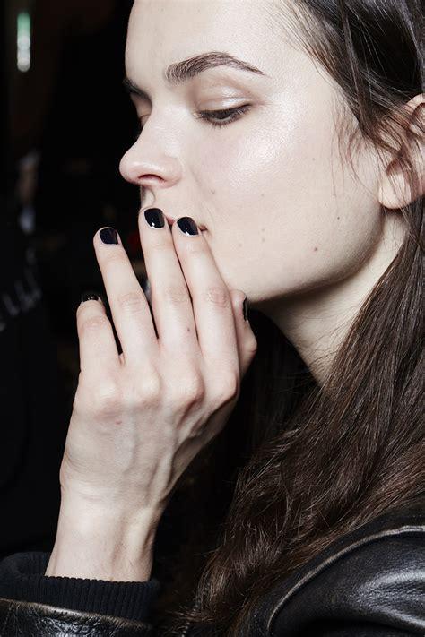 nail  makeup inspiration  toronto fashion week