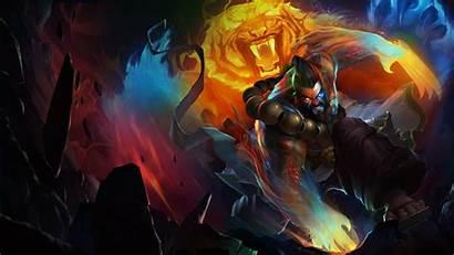 Udyr Spirit Guard Desktop League Legends Wallpapers