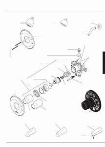 Delta Monitor 1300 Series Plumbing Product Parts Manual