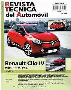 Manual De Taller Y Mecanica Renault Clio Iv Diesel 1 5 Dci
