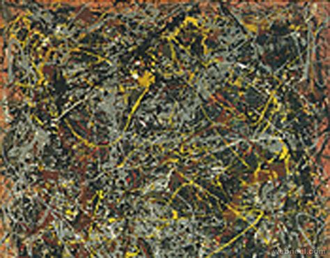 jackson pollock free form original value 30 most expensive paintings of all time inspiring showcase