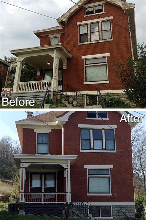 Exterior Restoration And Paint  Ellison Painting