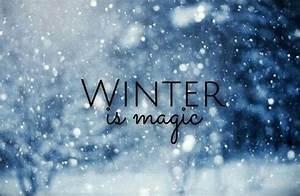 ️tumblr- rawa... Winter Chills Quotes
