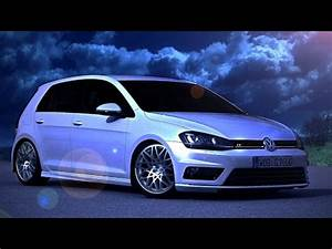 Vw Golf 7 R Tuning : photoshop virtual tuning volkswagen golf 7 r line 6 ~ Jslefanu.com Haus und Dekorationen