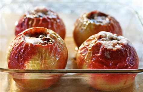 baking recipes with apples baked apples recipe simplyrecipes com