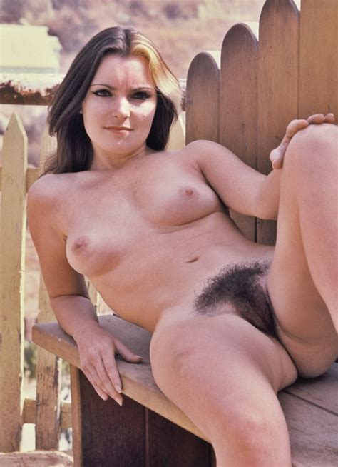 Vintage Hairy Pussy Luscious