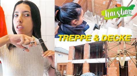 Haare Schneiden, Treppe Ist Da & Delfinaufnahmen Hausbau